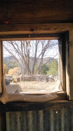 Outhouse Shrine